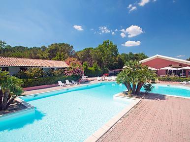 Gemütliches Ferienhaus : Region Marina di Bibbona für 4 Personen