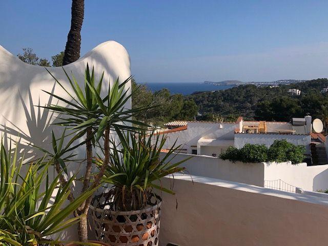 Ferienhaus mit Privatpool für 4 Personen ca 75 m² in Cala Vadella Ibiza Westküste von Ibiza