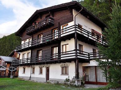Für 12 Personen: Hübsches Apartment / Ferienwohnung in der Region Zermatt