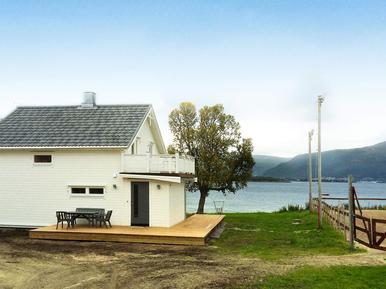 Gemütliches Ferienhaus : Region Tromsø für 8 Personen