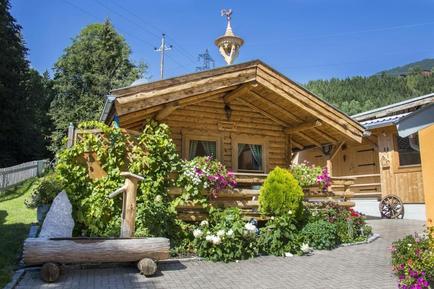 Gemütliches Ferienhaus : Region Salzburger Land für 5 Personen