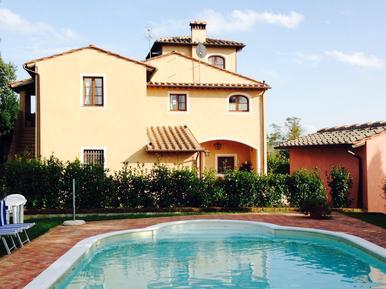 Für 7 Personen: Hübsches Apartment / Ferienwohnung in der Region Palaia