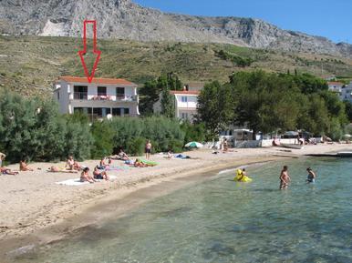 Für 6 Personen: Hübsches Apartment / Ferienwohnung in der Region Duce