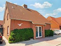 Holiday apartment 944202 for 4 persons in Norden-Norddeich