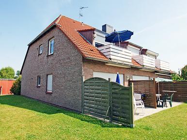 Für 4 Personen: Hübsches Apartment / Ferienwohnung in der Region Norden-Norddeich