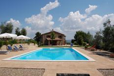 Maison de vacances 944454 pour 10 personnes , Orvieto