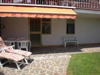Ferienwohnung für 5 Personen  + 1 Kind ca. 80   Gardasee - Lago di Garda