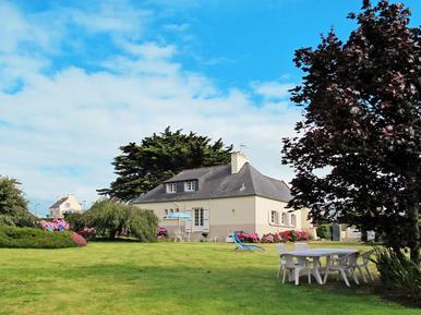 Gemütliches Ferienhaus : Region Roscoff für 6 Personen