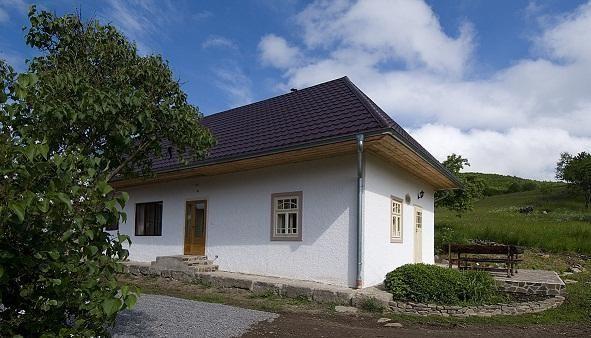 Ferienhaus mit Privatpool für 2 Personen 2 Kinder ca 55 m² in Pliesovce Banská Bystrica