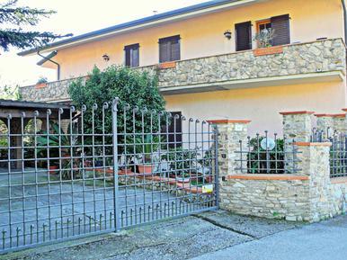 Gemütliches Ferienhaus : Region Piano di Mommio für 6 Personen