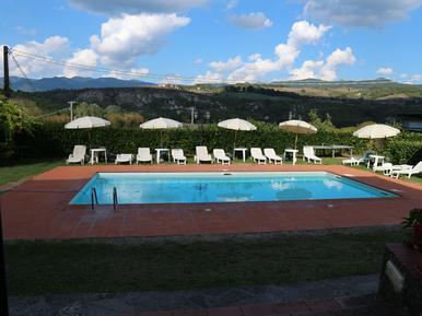 Gemütliches Ferienhaus : Region Vicchio für 14 Personen