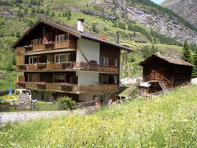 Für 5 Personen: Hübsches Apartment / Ferienwohnung in der Region Zermatt