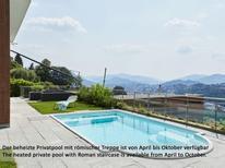 Casa de vacaciones 956862 para 6 personas en Davesco-Soragno