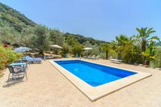 Holiday apartment 956960 for 4 adults + 1 child in Comares