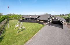 Holiday home 957243 for 10 persons in Skaven Strand