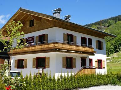 Gemütliches Ferienhaus : Region Salzburger Land für 13 Personen