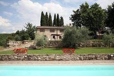 Appartamento 958387 per 4 persone in Barberino Val d'Elsa