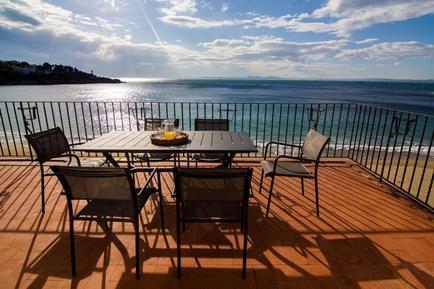 Gemütliches Ferienhaus : Region Costa-Brava für 8 Personen
