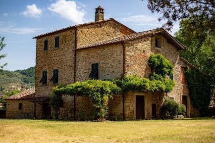 Gemütliches Ferienhaus : Region Arezzo für 6 Personen