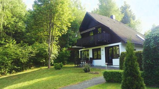 Gemütliches Ferienhaus : Region Hessen für 6 Personen