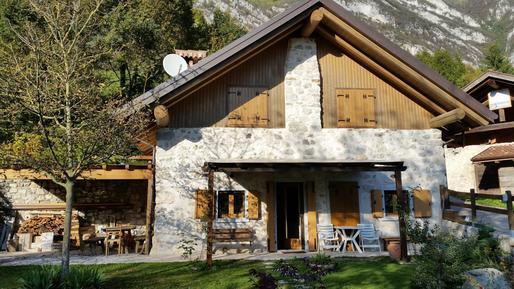 Gemütliches Ferienhaus : Region Trentino für 6 Personen