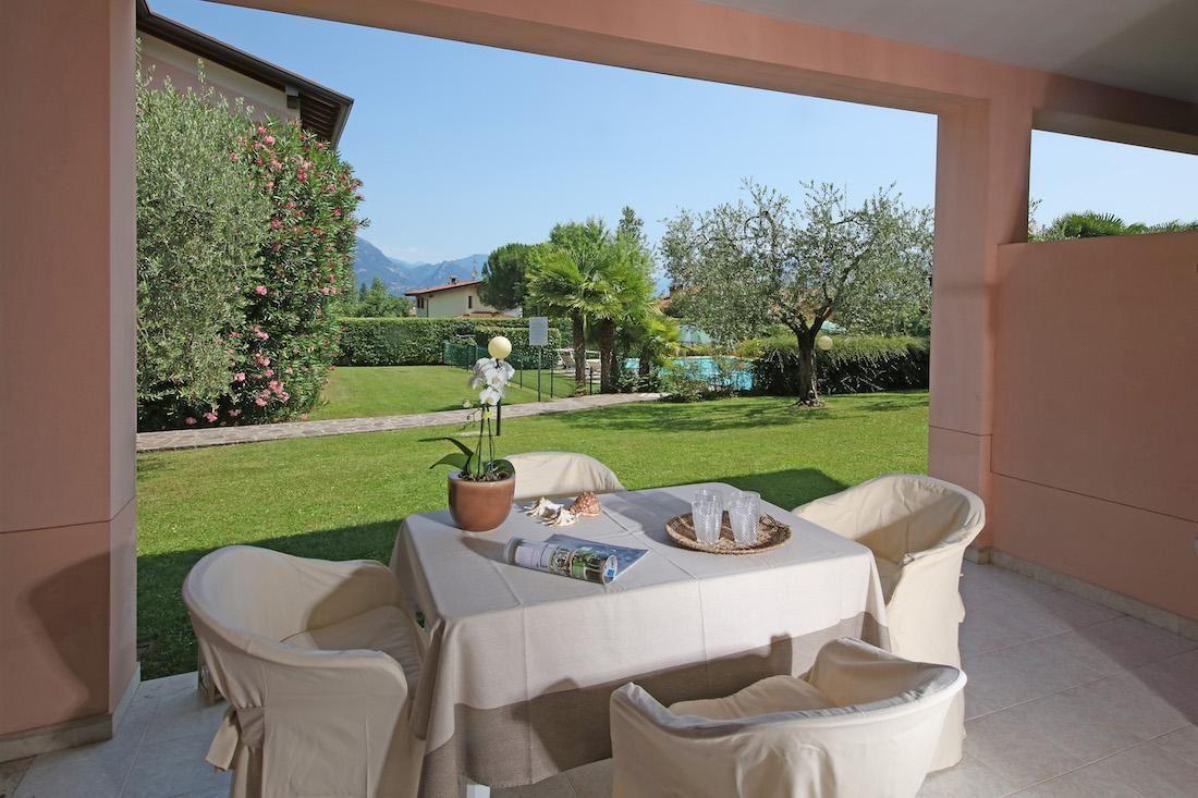 Ferienwohnung für 2 Personen  + 2 Kinder ca.    Manerba del Garda