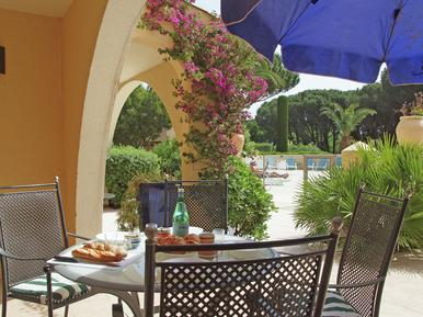 Ferienwohnung mit Pool