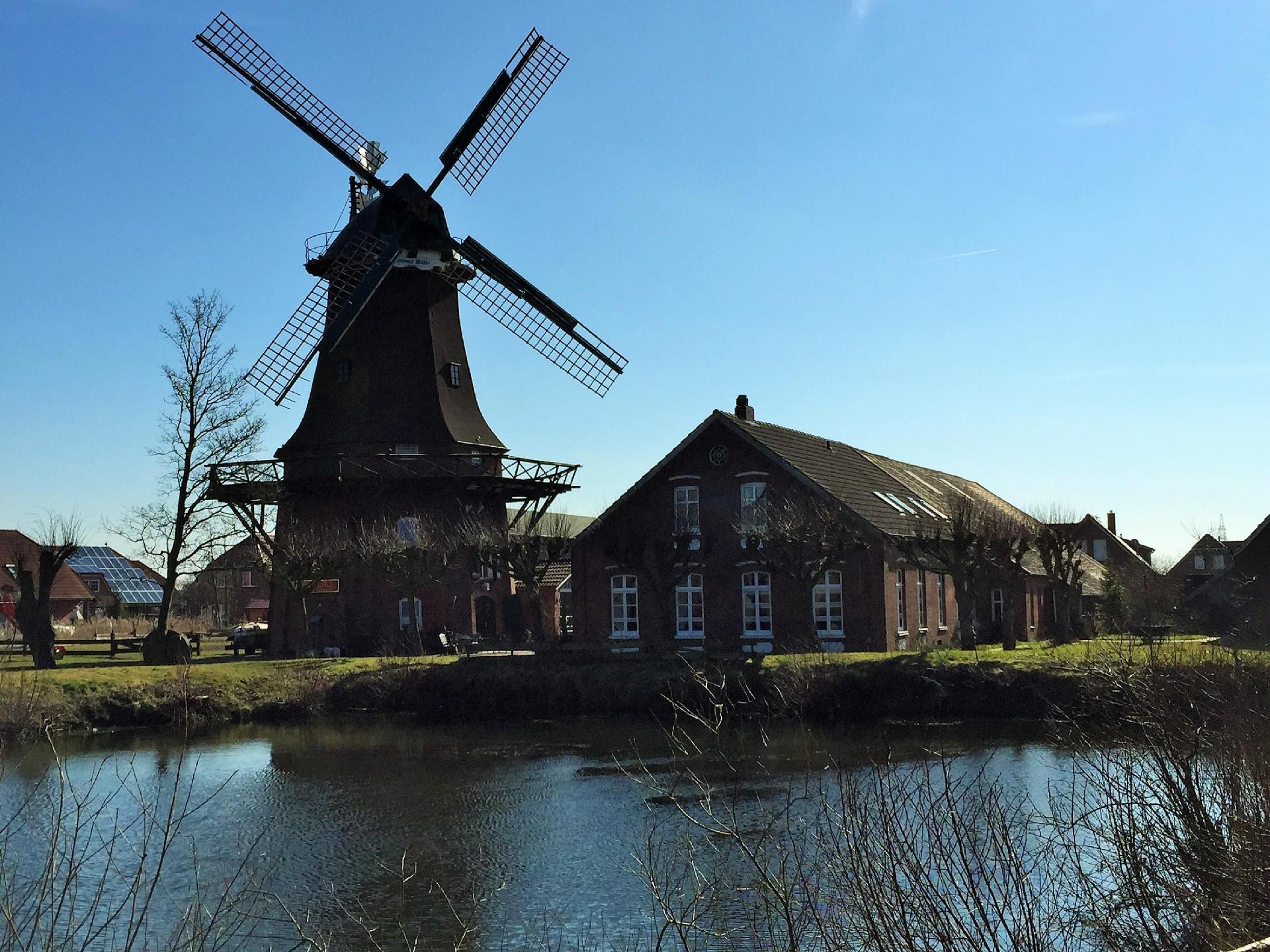 Ferienwohnung für 2 Personen ca. 55 m² i  in Ostfriesland