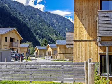 Gemütliches Ferienhaus : Region Montafon für 8 Personen