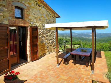 Für 4 Personen: Hübsches Apartment / Ferienwohnung in der Region Castelnuovo di Val di Cecina