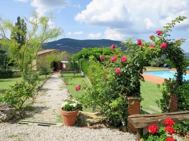 Gemütliches Ferienhaus : Region Castelnuovo di Val di Cecina für 12 Personen