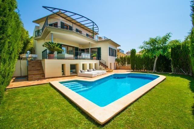 Ferienhaus mit Privatpool für 10 Personen ca.  in Spanien