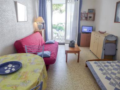 Für 3 Personen: Hübsches Apartment / Ferienwohnung in der Region Languedoc-Roussillon