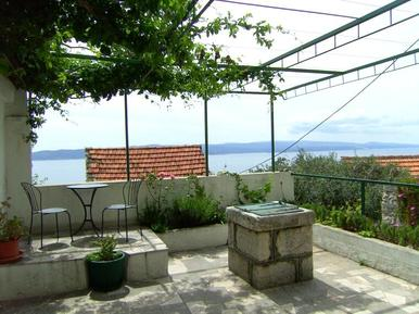 Gemütliches Ferienhaus : Region Brela für 4 Personen