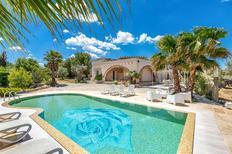 Ferienhaus 969844 für 9 Personen in Casarano