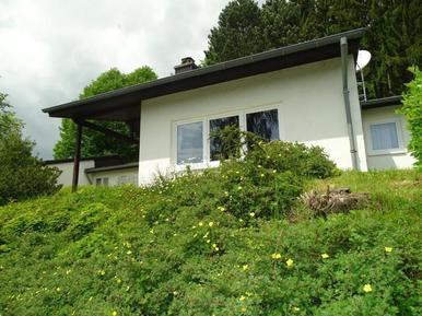 Gemütliches Ferienhaus : Region Rheinland-Pfalz für 6 Personen