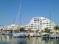 Appartement 970414 voor 4 personen in Port Camargue
