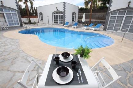 Für 4 Personen: Hübsches Apartment / Ferienwohnung in der Region Kanarische Inseln