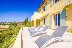 Ferienhaus 971112 für 16 Personen in Sainte-Maxime