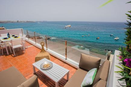 Für 7 Personen: Hübsches Apartment / Ferienwohnung in der Region Lanzarote