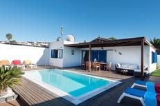 Villa 975151 per 6 persone in Playa Blanca