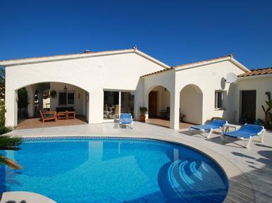 Ferienhaus, Privater Pool