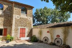 Holiday home 976021 for 20 persons in Les Mages