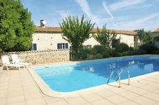 Holiday home 976287 for 6 persons in Saint-Macoux