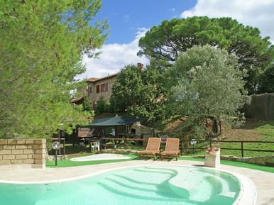 Gemütliches Ferienhaus : Region Suvereto für 8 Personen