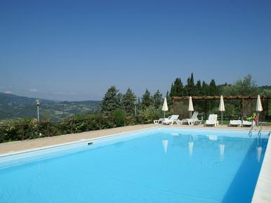 Gemütliches Ferienhaus : Region Dicomano für 12 Personen