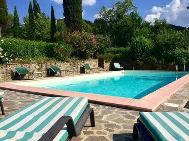 Für 8 Personen: Hübsches Apartment / Ferienwohnung in der Region Toskana