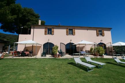Gemütliches Ferienhaus : Region Orbetello für 2 Personen