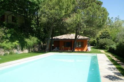 Gemütliches Ferienhaus : Region Garda für 6 Personen