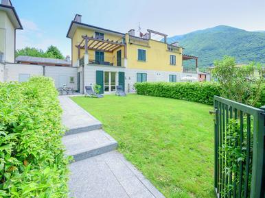 Für 4 Personen: Hübsches Apartment / Ferienwohnung in der Region Porlezza